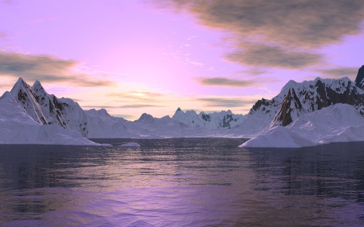 winter sunset-1