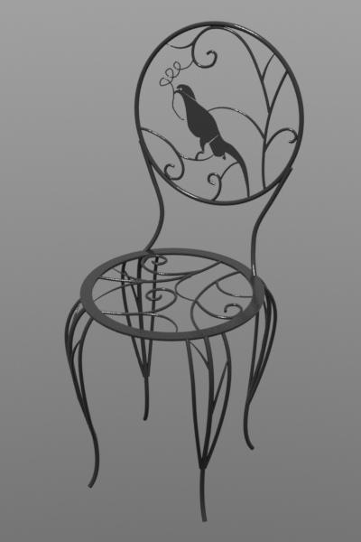 birdchair
