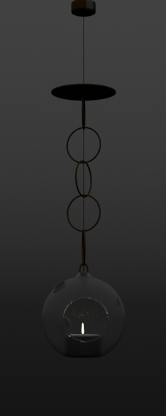 glasscandleholder